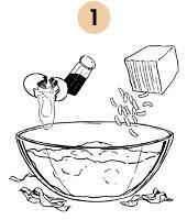 Рецепты шефов: Картофельные ньокки с пармезаном на креме из тыквы. Изображение № 4.