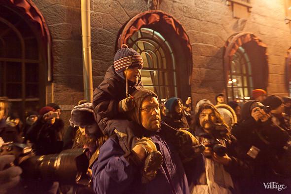 Фоторепортаж: Митинг 5 марта на Исаакиевской площади. Изображение № 44.