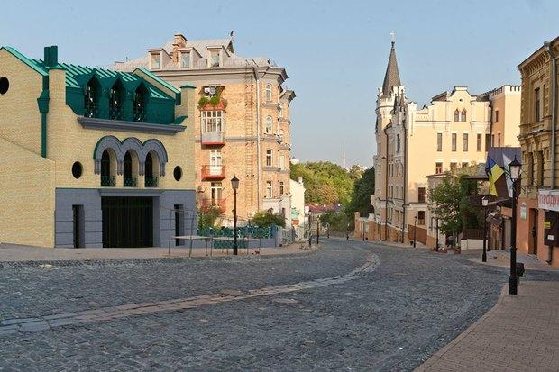 На Андреевском построят два новых здания. Зображення № 3.