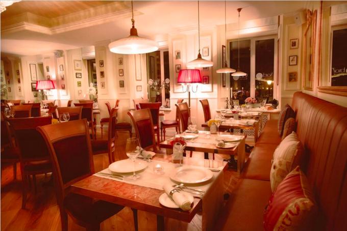 Шеф-повар «Реки» Мишель Ломбарди открыл ресторан Nord 55. Изображение № 3.