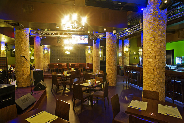 Новое место (Киев): Ресторан Dom. Изображение № 2.