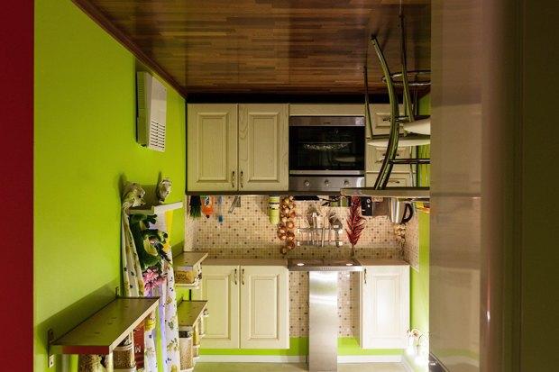 Как выглядит перевёрнутая квартира наНевском . Изображение № 4.