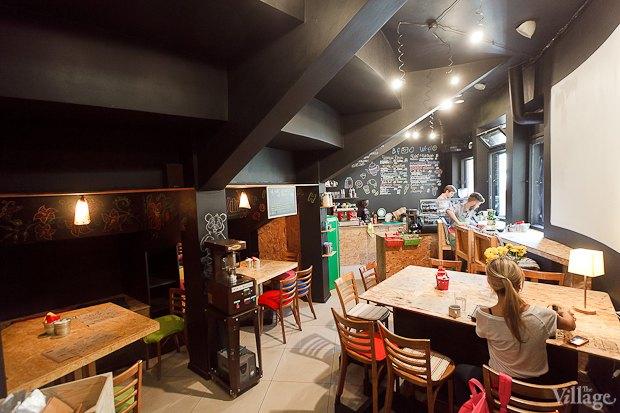 Новое место: Кофейня «ДоМоД». Изображение № 5.