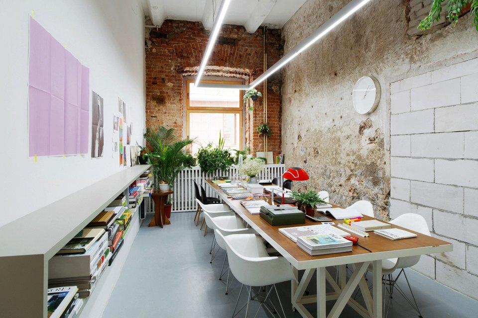 Офис архитектурного бюро Crosby Studios площадью 25 квадратных метров. Изображение № 2.