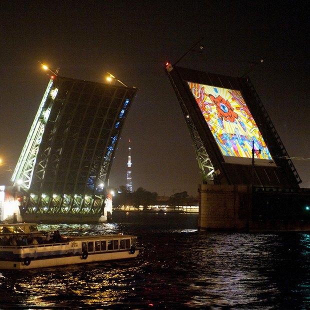 Показ мультфильмов наразведённом мосту, праздник кофе иещё 12событий выходных . Изображение № 15.