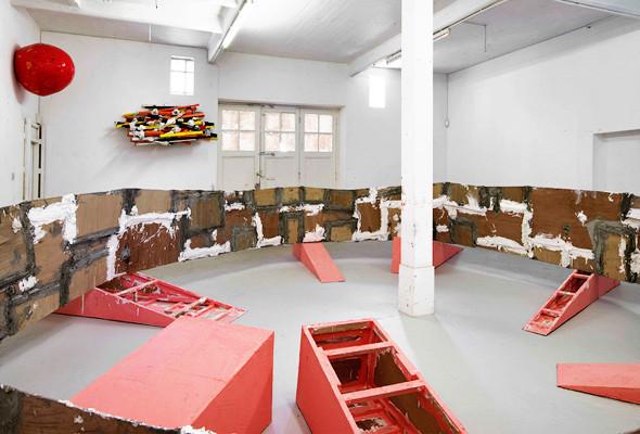 Arsenale 2012: Филлида Барлоу — о биеннале и своих работах. Зображення № 2.