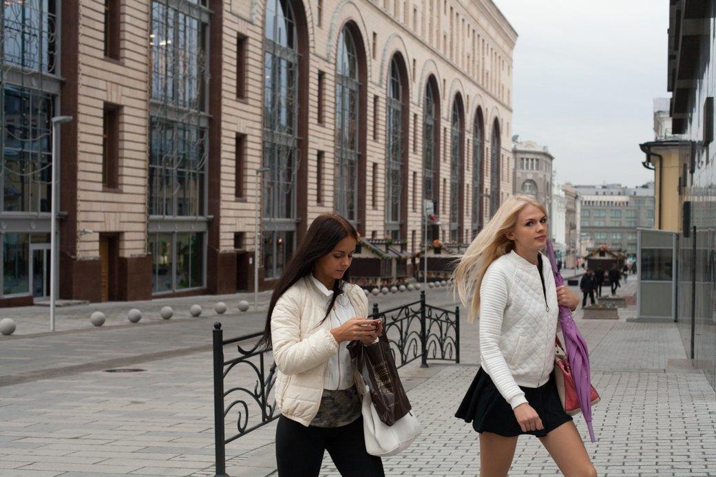 Берегись пешехода:  Большая Ордынка, Мясницкая иПатриаршие пруды после реконструкции. Изображение № 31.