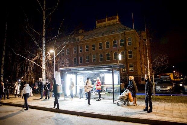 Иностранный опыт: Как световые инсталляции меняют жизнь городов. Изображение № 1.