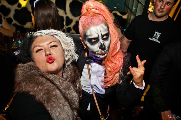 Люди в городе: Костюмы на Хеллоуин. Изображение № 14.