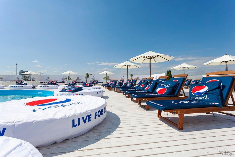 Фоторепортаж: Пляжный клуб на крыше Ocean Plaza . Изображение № 5.