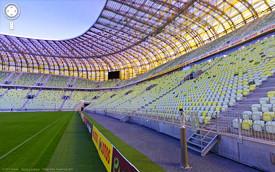 Google устроил виртуальные экскурсии по стадионам Евро-2012. Зображення № 7.