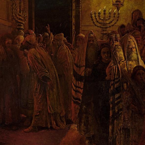 В Третьяковке открылась выставка, посвящённая 180-летию со дня рождения Николая Ге. Изображение № 12.