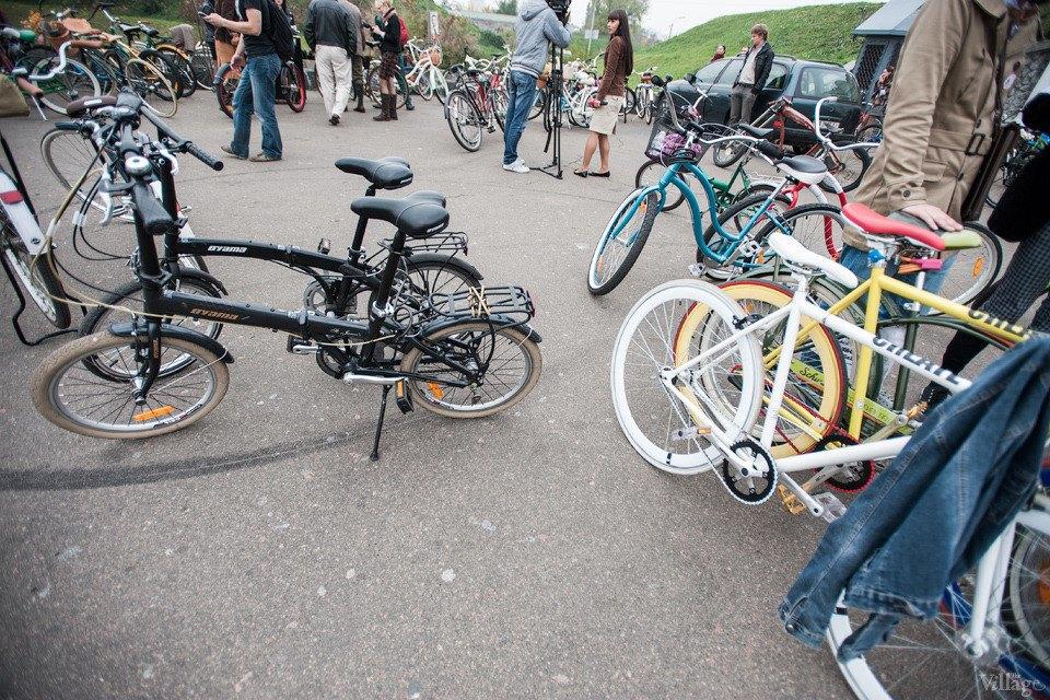 Second Time: В Киеве прошёл второй велокруиз в стиле ретро. Изображение № 17.