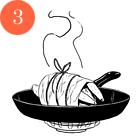 Рецепты шефов: «Голубь ин Сальми». Изображение № 6.