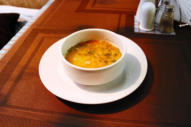 Гороховый суп (полпорции) — 50 рублей. Изображение № 6.
