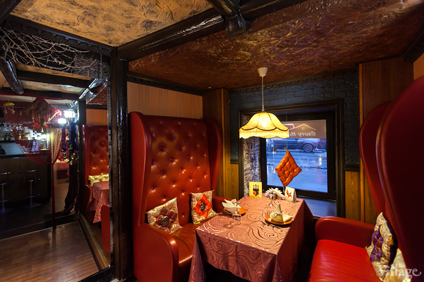 Индийский ресторан Curry House. Изображение № 7.
