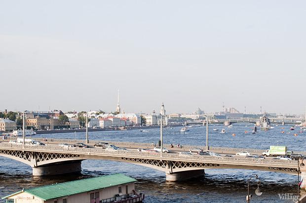 Фоторепортаж: День Военно-морского флота в Петербурге. Изображение № 6.
