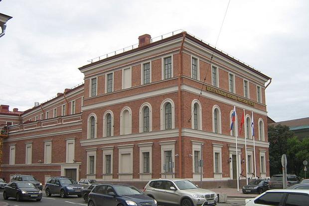 Новое здание Центрального военно-морского музея. Изображение № 1.