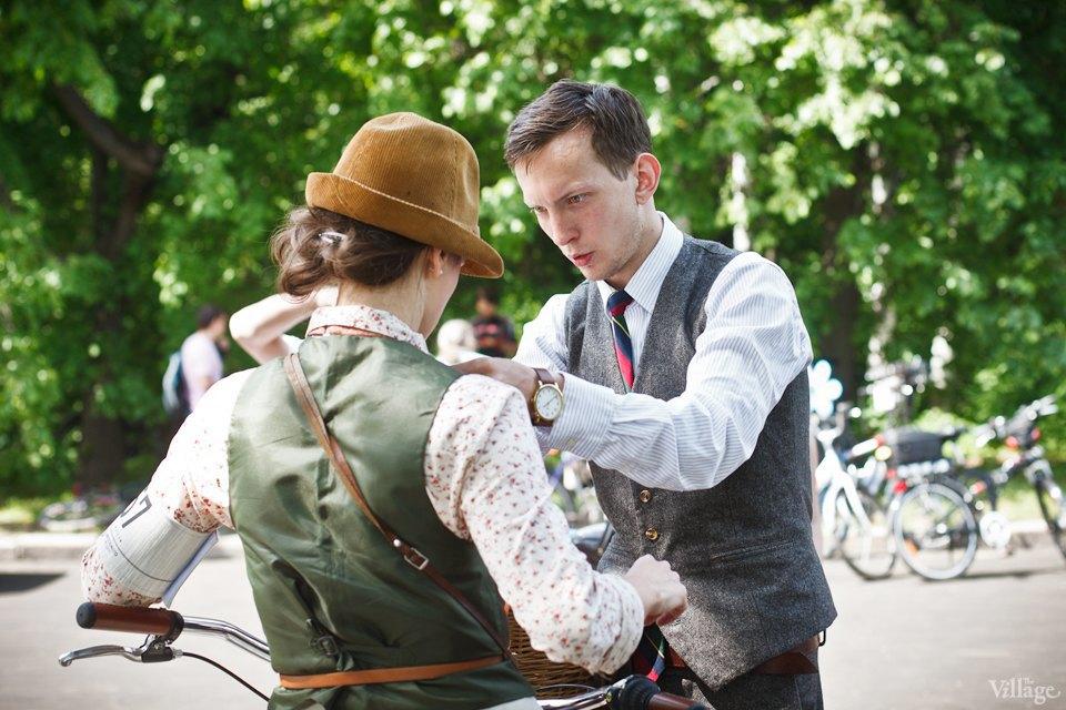 Люди в городе: Какпрошёл второй Tweed Ride. Изображение № 23.