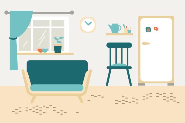 Как обустроить однокомнатную квартиру. Изображение № 1.