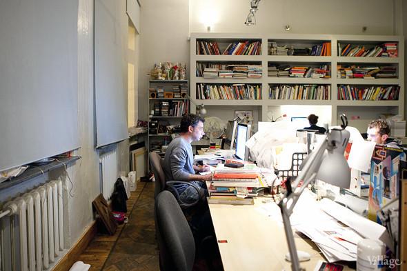 Офис недели (Москва): Ostengruppe и Zoloto. Изображение № 13.