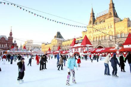 Лёд тронулся: Зимние катки в Москве. Изображение № 25.