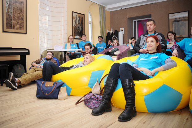 67 часов без сна: Сериаломарафон в Киеве. Изображение № 8.