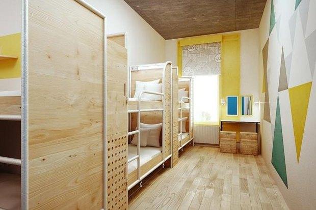 Срочно в номер: 10 новых хостелов в Москве. Изображение № 1.