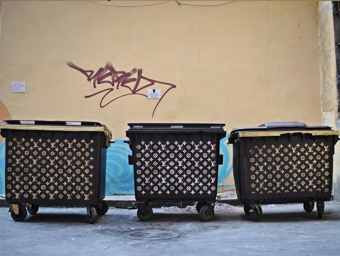Во «Флигеле» открыли стрит-арт-пространство «Двор». Изображение № 2.