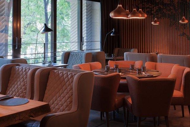 Московский ресторан MØS. Изображение № 12.