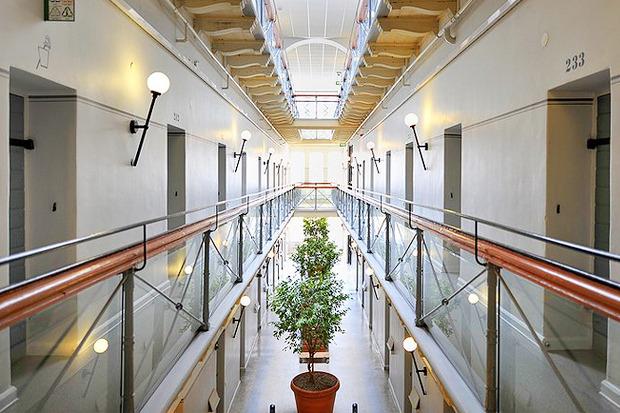 Иностранный опыт: 7 тюрем, ставших общественными пространствами. Изображение № 16.