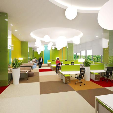 Для комплекса «Парковый» разработали дизайн интерьера. Зображення № 10.