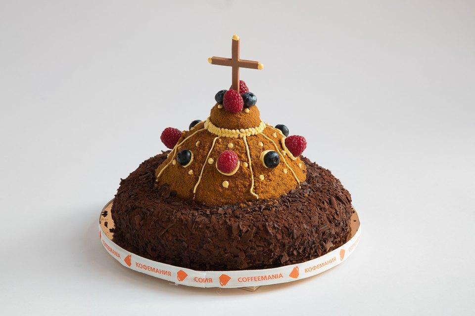 Шоколадные купола: Кондитеры готовят альтернативные торты Москвы. Изображение № 7.