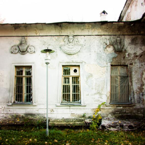 В зоне риска: Египетский павильон и Померанцева оранжерея в Кузьминках. Изображение № 9.
