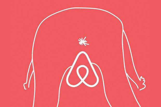 Интимное место: Почему двусмысленный логотип Airbnb — это выгодно. Изображение № 5.