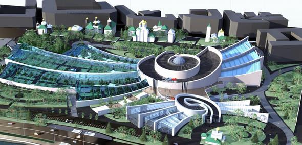 Москомархитектура выбрала 118 проектов парка в Зарядье. Изображение № 27.