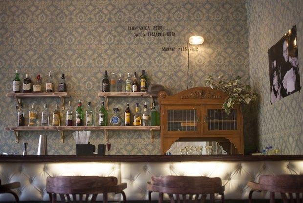 В«Цархитекторе» откроется бар «Пыль». Изображение № 2.