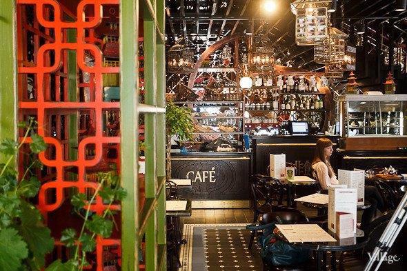 Ресторан «Длинный хвост» переедет сНевского в«Галерею» . Изображение № 1.