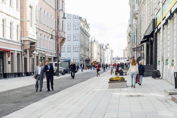 Итоги сезона: Пешеходные зоны вцентре. Изображение № 10.