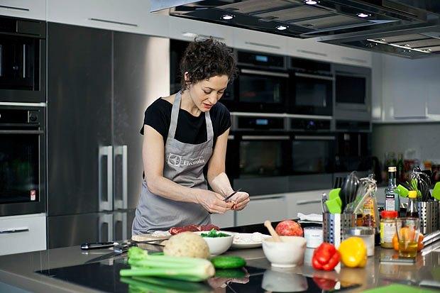 Шеф дома: Ростбиф-салат и тыквенная каша Мириам Сехон. Изображение № 6.