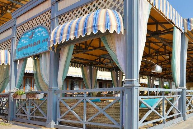 Новые места (Одесса): 5 ресторанов, баров и пляжных клубов. Зображення № 11.