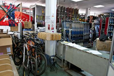 Городские байки: 10 велопрокатов в Москве. Изображение № 29.