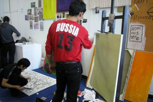 Гид по выставкам: «Арт-Москва 2011». Изображение № 4.