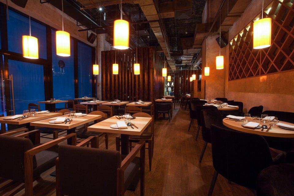 Ресторан Madame Wong. Изображение № 6.