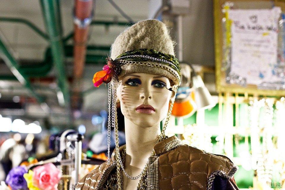 Люди в городе: Посетители Garage Sale о выгодных и спонтанных покупках. Изображение № 2.