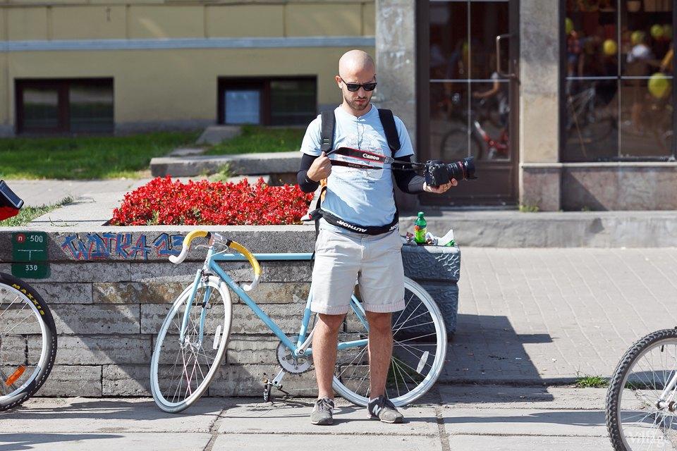 Люди в городе: Участники фестиваля «За велогород». Изображение № 7.