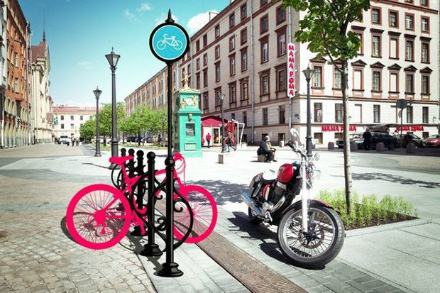 Итоги недели: G20, красивые велопарковки и pop-up кафе в «Этажах». Изображение № 2.