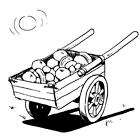 Рецепты шефов: Летний салат с яйцом-пашот. Изображение №2.