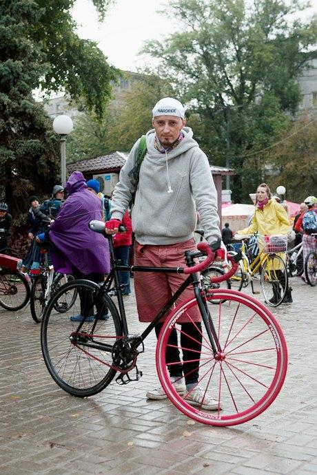 Люди в городе: участники велопарада впижамах. Изображение № 18.