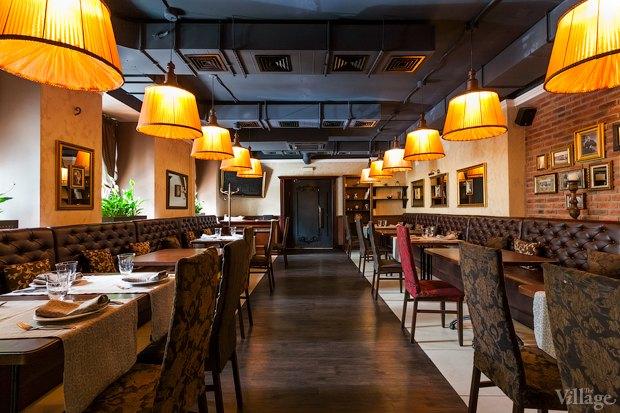 Новое место (Киев): Ресторан Babel. Изображение № 12.